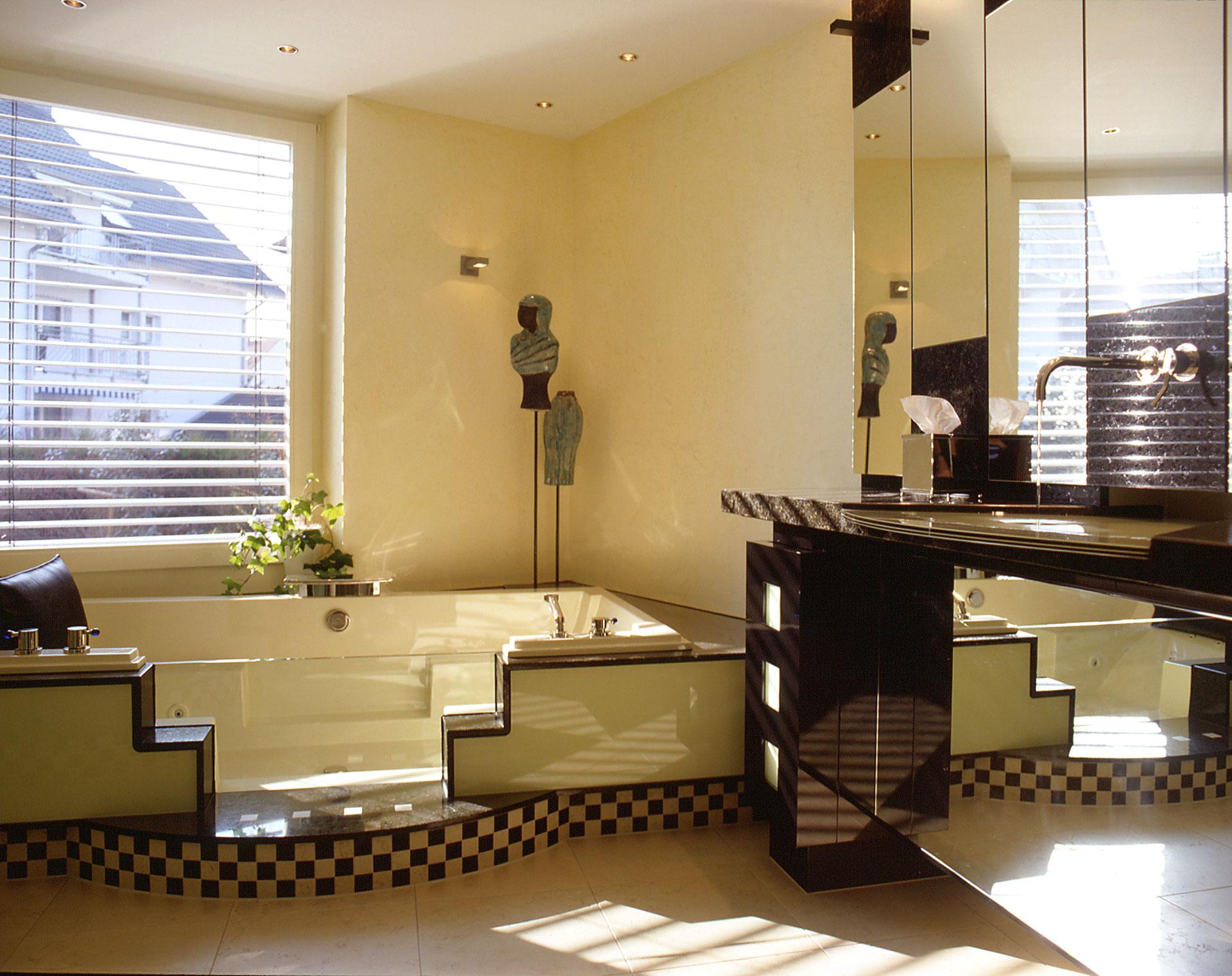 bad luxury rebel r ume mit charakter. Black Bedroom Furniture Sets. Home Design Ideas